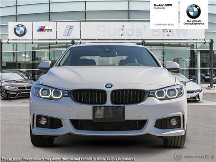 2020 BMW 430i xDrive (Stk: B703616) in Oakville - Image 2 of 11