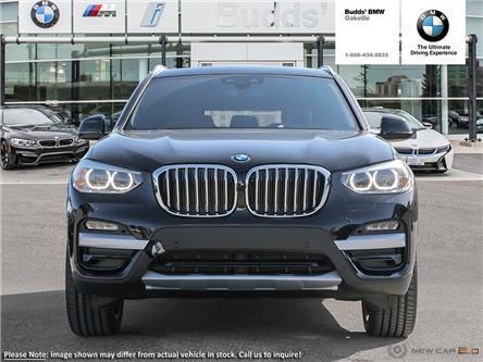 2020 BMW X3 xDrive30i (Stk: T718261) in Oakville - Image 2 of 10