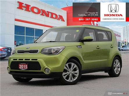 2015 Kia Soul  (Stk: 20504A) in Cambridge - Image 1 of 27