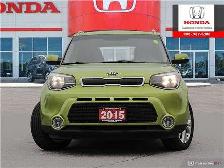 2015 Kia Soul  (Stk: 20504A) in Cambridge - Image 2 of 27