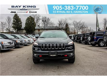 2017 Jeep Cherokee Trailhawk (Stk: 207541A) in Hamilton - Image 2 of 26