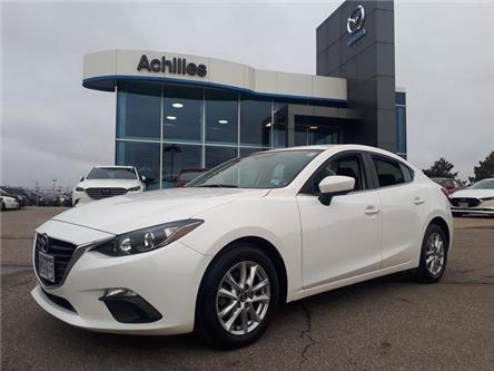 2015 Mazda Mazda3 GS (Stk: P5949) in Milton - Image 1 of 11