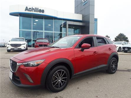 2016 Mazda CX-3 GS (Stk: P5945) in Milton - Image 1 of 11
