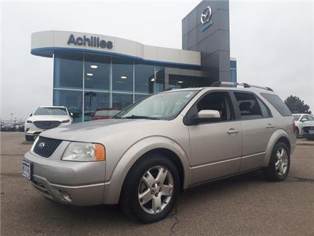 2007 Ford Freestyle Limited (Stk: A9560A) in Milton - Image 1 of 14