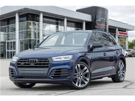 2018 Audi SQ5 3.0T Technik (Stk: 19HMS1268) in Mississauga - Image 1 of 26