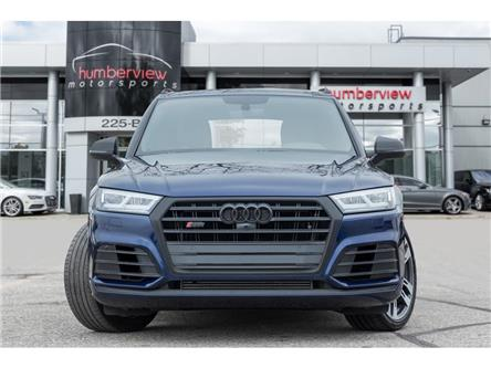2018 Audi SQ5 3.0T Technik (Stk: 19HMS1268) in Mississauga - Image 2 of 26