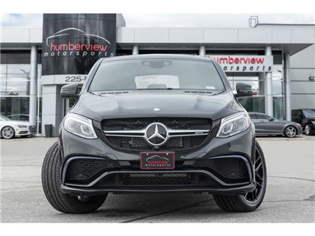 2016 Mercedes-Benz AMG GLE Base (Stk: 19HMS1226) in Mississauga - Image 2 of 27