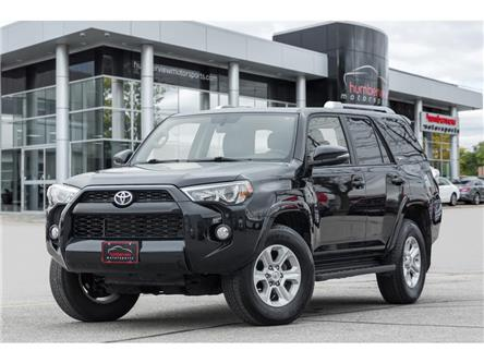 2017 Toyota 4Runner SR5 (Stk: 19HMS870A) in Mississauga - Image 1 of 21