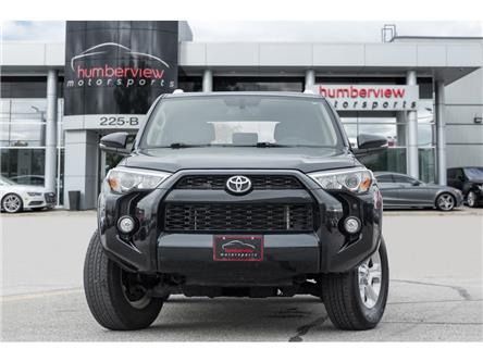 2017 Toyota 4Runner SR5 (Stk: 19HMS870A) in Mississauga - Image 2 of 21