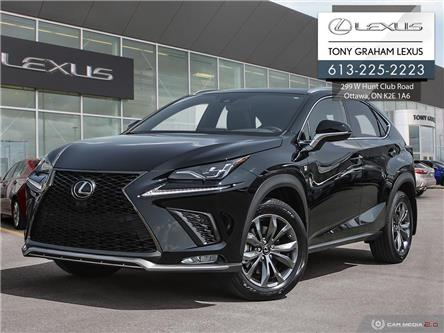 2020 Lexus NX 300 Base (Stk: P8530) in Ottawa - Image 1 of 27