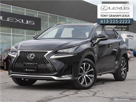 2017 Lexus NX 200t Base (Stk: Y3577) in Ottawa - Image 1 of 29