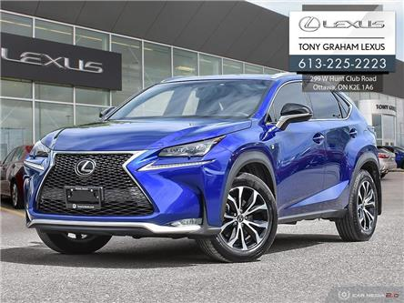 2017 Lexus NX 200t Base (Stk: Y3504) in Ottawa - Image 1 of 29