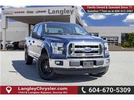 2016 Ford F-150 XLT (Stk: K612803A) in Surrey - Image 1 of 23