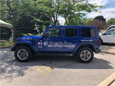 2018 Jeep Wrangler Unlimited Sahara (Stk: 184105DT) in Toronto - Image 2 of 20
