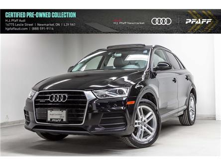 2016 Audi Q3 2.0T Komfort (Stk: A12794A) in Newmarket - Image 1 of 22