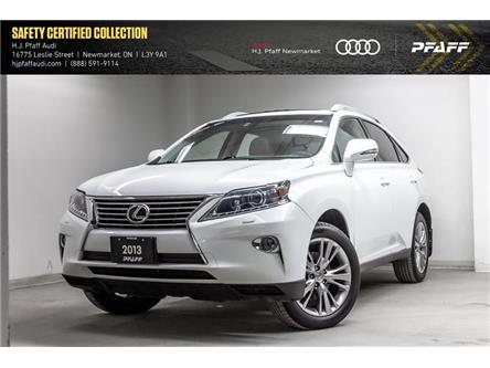 2013 Lexus RX 350 Base (Stk: A12781A) in Newmarket - Image 1 of 22
