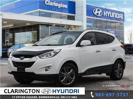 2015 Hyundai Tucson GLS (Stk: 19276A) in Clarington - Image 1 of 27