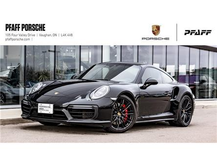 2017 Porsche 911 Turbo Coupe PDK (Stk: U8380) in Vaughan - Image 1 of 22