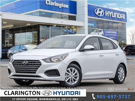 2020 Hyundai Accent Preferred (Stk: 19865) in Clarington - Image 1 of 24