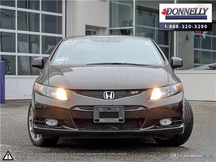 2012 Honda Civic Si (Stk: CLDS1805A) in Ottawa - Image 2 of 28
