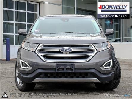 2015 Ford Edge Titanium (Stk: PLDS1804A) in Ottawa - Image 2 of 28