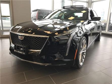 2019 Cadillac CT6 3.0L Twin Turbo Platinum (Stk: U134224) in Newmarket - Image 1 of 14