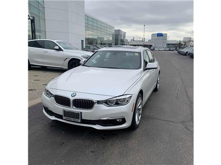 2016 BMW 328i xDrive (Stk: DB5857) in Oakville - Image 1 of 10