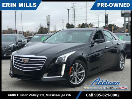 2019 Cadillac CTS 3.6L Luxury (Stk: UM20062) in Mississauga - Image 1 of 21