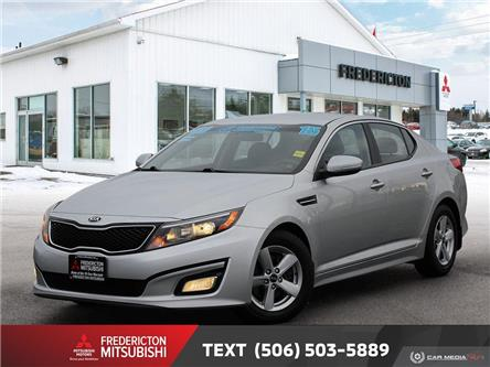 2015 Kia Optima LX (Stk: 191359A) in Fredericton - Image 1 of 24
