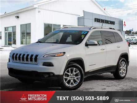2017 Jeep Cherokee North (Stk: 190943A) in Fredericton - Image 1 of 24