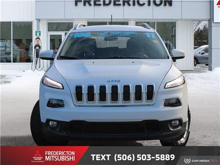 2017 Jeep Cherokee North (Stk: 190943A) in Fredericton - Image 2 of 23