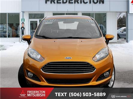 2016 Ford Fiesta SE (Stk: 191264A) in Fredericton - Image 2 of 23
