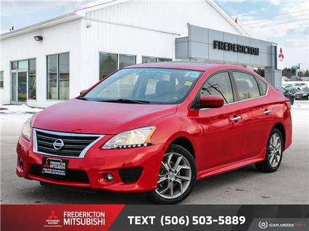 2015 Nissan Sentra 1.8 SR (Stk: 200002A) in Fredericton - Image 1 of 23