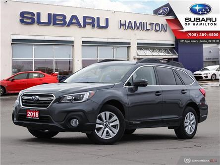 2018 Subaru Outback 2.5i Touring (Stk: U1519) in Hamilton - Image 1 of 26