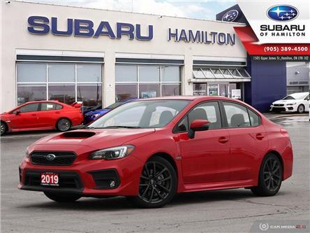 2019 Subaru WRX Sport-tech (Stk: U1408A) in Hamilton - Image 1 of 26