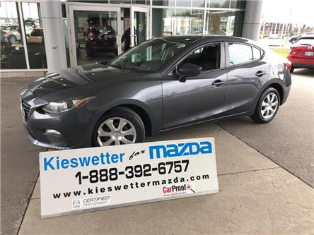 2015 Mazda Mazda3 GX (Stk: U3918) in Kitchener - Image 1 of 25