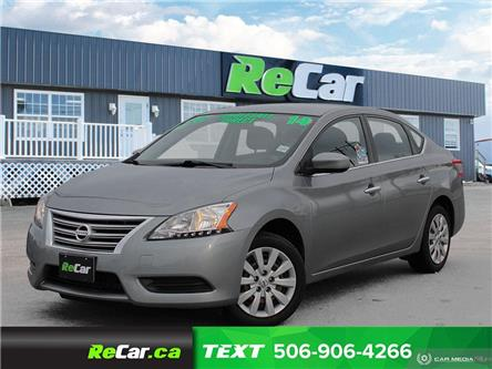2014 Nissan Sentra 1.8 S (Stk: 191360A) in Saint John - Image 1 of 22