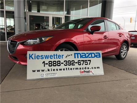 2015 Mazda Mazda3 GS (Stk: U3928) in Kitchener - Image 1 of 25