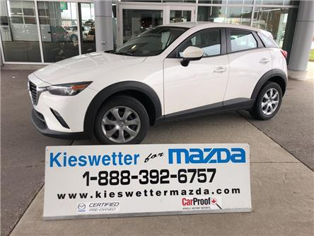 2016 Mazda CX-3  (Stk: U3929) in Kitchener - Image 1 of 27