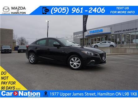 2016 Mazda Mazda3  (Stk: HU959) in Hamilton - Image 1 of 34