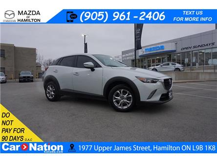 2017 Mazda CX-3 GS (Stk: HU966) in Hamilton - Image 1 of 35