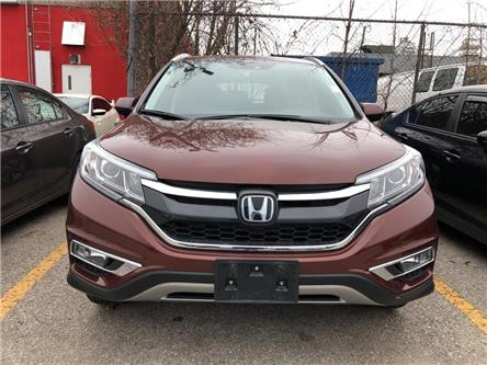 2016 Honda CR-V Touring (Stk: 8157P) in Scarborough - Image 2 of 4