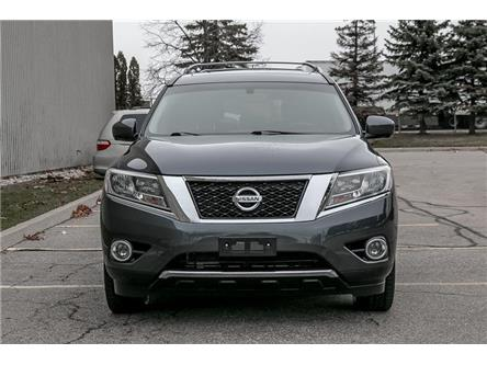 2014 Nissan Pathfinder Platinum (Stk: 21874A) in Mississauga - Image 2 of 22