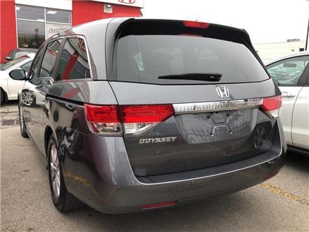 2017 Honda Odyssey EX-L (Stk: 58886A) in Scarborough - Image 2 of 24