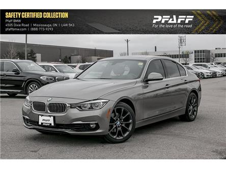 2016 BMW 328i xDrive (Stk: 22407A) in Mississauga - Image 1 of 22