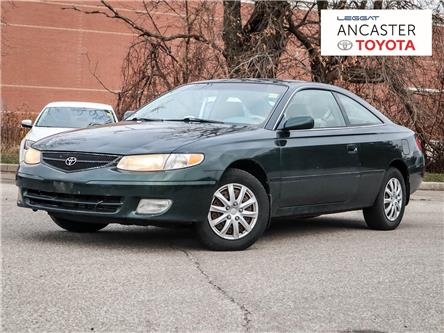 1999 Toyota Camry Solara SE (Stk: 20151A) in Ancaster - Image 1 of 13
