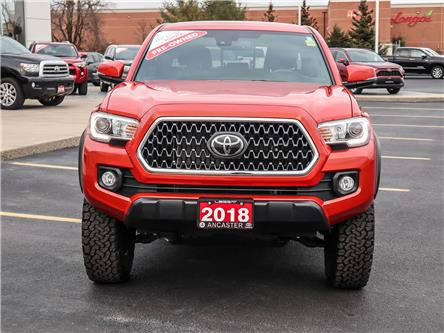 2018 Toyota Tacoma  (Stk: P177) in Ancaster - Image 2 of 30