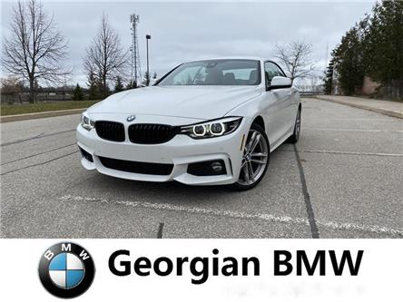 2020 BMW 430i xDrive (Stk: B20020) in Barrie - Image 1 of 13