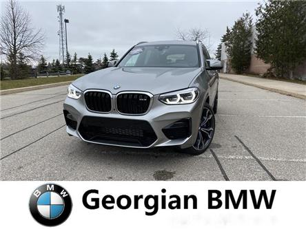 2020 BMW X3 M  (Stk: B20031) in Barrie - Image 1 of 15