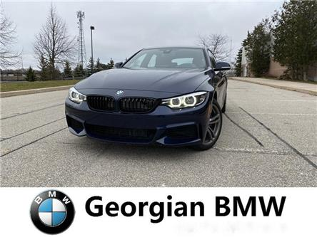 2020 BMW 440i xDrive Gran Coupe (Stk: B20025) in Barrie - Image 1 of 15